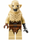 Minifig No: lor109  Name: Azog - Wide Open Mouth (79017)