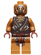 Minifig No: lor110  Name: Gundabad Orc - Bald, White Forehead Paint (79017)