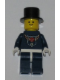 Minifig No: mba004  Name: MBA Level Four Kit 10 Minifigure