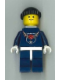 Minifig No: mba006  Name: MBA Level Four Kit 12 Minifigure