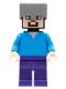 Minifig No: min016  Name: Steve - Helmet