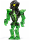 Minifig No: mm010  Name: Mars Mission Alien Commander