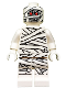 Minifig No: mof001a  Name: Mummy - NON-Glow In Dark Pattern