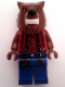 Minifig No: mof003  Name: Werewolf