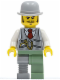 Minifig No: mof005  Name: Doctor Rodney Rathbone