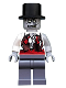 Minifig No: mof011  Name: Zombie Groom