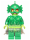 Minifig No: mof014  Name: Swamp Creature