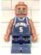 Minifig No: nba002  Name: NBA Jason Kidd, New Jersey Nets #5