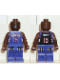 Minifig No: nba007  Name: NBA Vince Carter, Toronto Raptors #15 (Road Uniform)