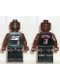 Minifig No: nba010  Name: NBA Allen Iverson, Philadelphia 76ers #3 (Black Uniform)