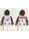 Minifig No: nba011  Name: NBA Steve Francis, Houston Rockets #3
