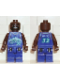Minifig No: nba012  Name: NBA Karl Malone, Utah Jazz #32