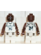 Minifig No: nba019  Name: NBA Kevin Garnett, Minnesota Timberwolves #21 (White Uniform)