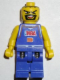 Minifig No: nba027  Name: NBA player, Number 3