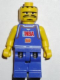 Minifig No: nba042  Name: NBA player, Number 9