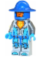 Minifig No: nex024  Name: Royal Soldier / Guard - without Armor