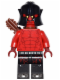 Minifig No: nex042  Name: Crust Smasher - Quiver
