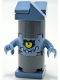 Minifig No: nex120  Name: Brickster - Large, Round Bricks (70357)