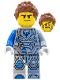 Minifig No: nex125  Name: Semi-Stone Clay