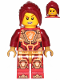 Minifig No: nex149  Name: Macy - Hair
