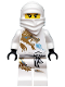 Minifig No: njo018  Name: Zane DX (Dragon eXtreme Suit) - The Golden Weapons