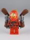 Minifig No: njo037  Name: Kai ZX - Ninja Rocket Pack
