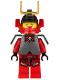 Minifig No: njo050  Name: Samurai X (Nya) - Rise of the Snakes