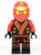 Minifig No: njo071  Name: Kai - The Final Battle