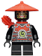 Minifig No: njo072  Name: Scout - Yellow Face Markings