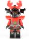 Minifig No: njo075  Name: Warrior