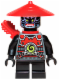 Minifig No: njo082  Name: Scout - Blue Face Markings