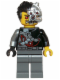 Minifig No: njo088  Name: Cyrus Borg (OverBorg) - Rebooted