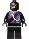 Minifig No: njo093  Name: Nindroid Drone
