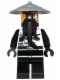 Minifig No: njo095  Name: Evil Wu (Sensei Wu / Techno Wu) - Rebooted