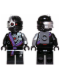 Minifig No: njo096  Name: Nindroid Warrior with Neck Bracket