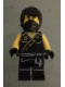 Minifig No: njo114a  Name: Cole - Tournament of Elements, Scabbard