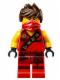 Minifig No: njo117  Name: Kai - Sleeveless