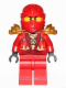 Minifig No: njo119  Name: Kai - Rebooted with Armor