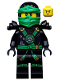 Minifig No: njo167  Name: Lloyd - Possession