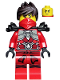 Minifig No: njo186  Name: Kai - Rebooted with Stone Armor