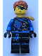 Minifig No: njo192  Name: Jay - Skybound, Pirate