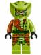Minifig No: njo206  Name: Lasha - Rebooted (10722)