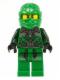 Minifig No: njo207  Name: Lloyd Garmadon - Green Ninjago Wrap (11909)