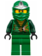 Minifig No: njo213  Name: Lloyd - Rebooted with ZX Hood (10725)