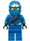 Minifig No: njo214  Name: Jay - Rebooted with ZX Hood (10725)