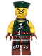 Minifig No: njo230  Name: Sky Pirate Foot Soldier with Scabbard
