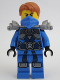 Minifig No: njo232  Name: Jay - Rebooted with Stone Armor
