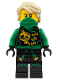 Minifig No: njo241  Name: Lloyd - Skybound, Hair