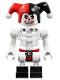 Minifig No: njo247  Name: Krazi - Red Loincloth, Jester's Cap