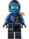 Minifig No: njo248  Name: Jay - Skybound, Dual Sided Head